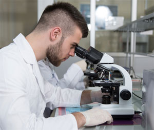 Research Scientist in Medical Lab