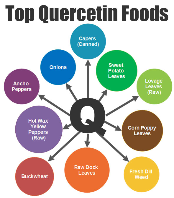 9 of the Top Quercetin Foods for Fighting Off Allergies and Boosting the Immune System